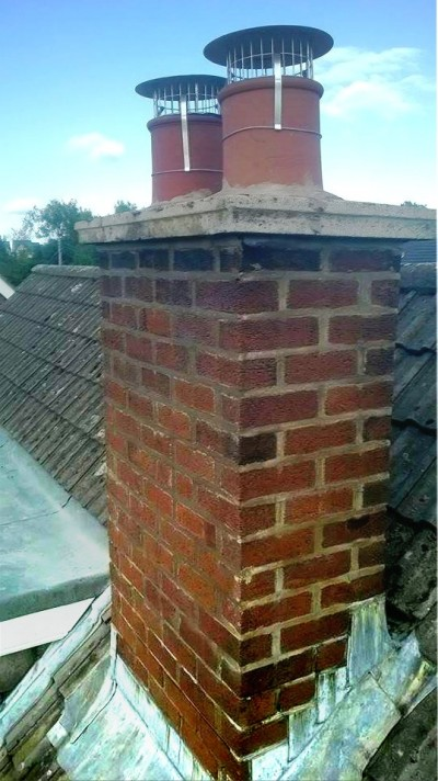 New Chimney Cowls in Belfast - All Chimney Repair Services by Aerial Installations and Services, Northern Ireland