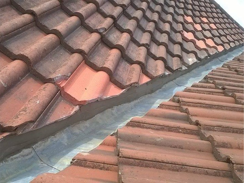 Roof Repair in Belfast by Aerial Installations and Services, Northern Ireland