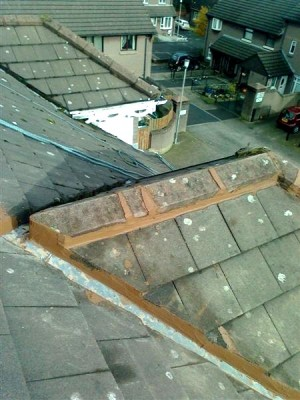 Roof Repair in Belfast, Northern Ireland by 1st Aerial Installations and Services